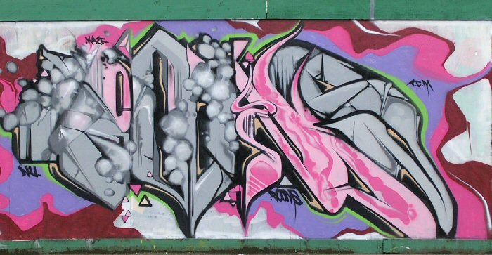 Artwork by Kazf and NU - July 2012
