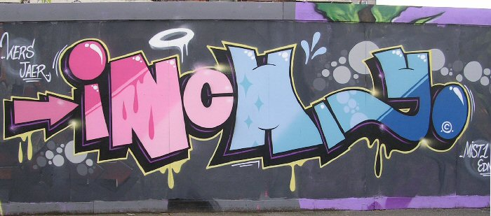Artwork by Jaer, Kers and Mist1, 31 Aug. 2012